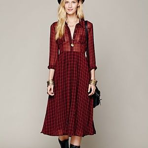 Free People Lou Dress (Sold Out ONLINE)